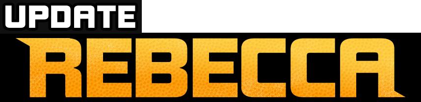 UPDATE REBECCA