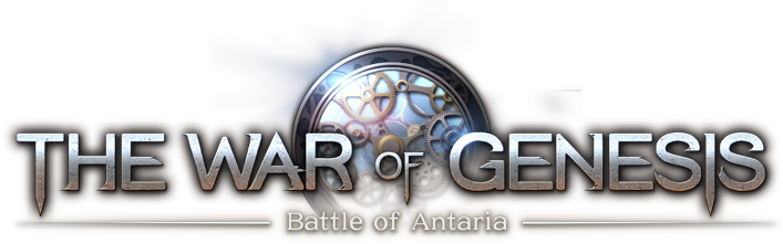 THE WAR OF GENESIS Battle of Antraria